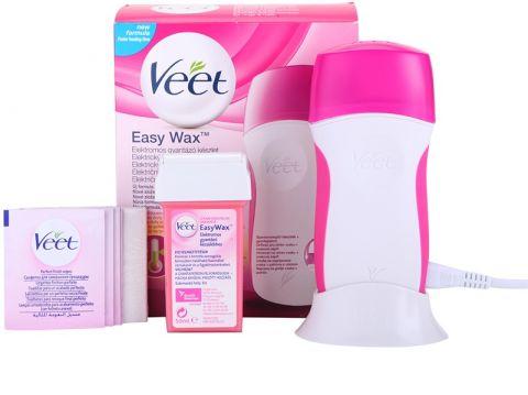 VEET EasyWax Elektrický depilační set 50 ml