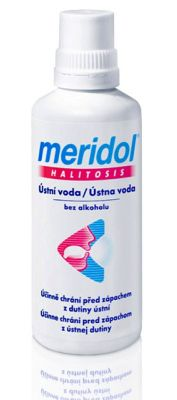 MERIDOL Safe breath ústná voda 400ml