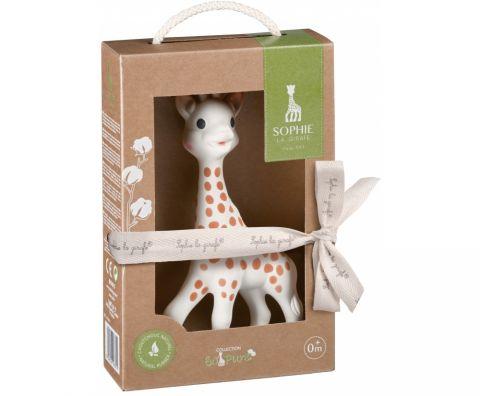 VULLI Žirafa Sophie z kolekce So'PURE (dárkové balení)