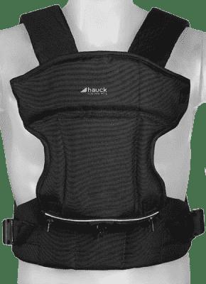 HAUCK Nosidełko 3 Way Carrier black 2016