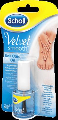SCHOLL Velvet Smooth Olej na nechty 7,5ml