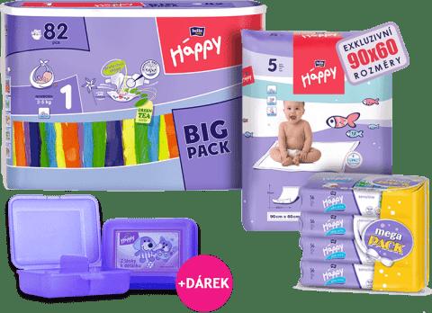 BELLA HAPPY – zestaw startowy + prezent
