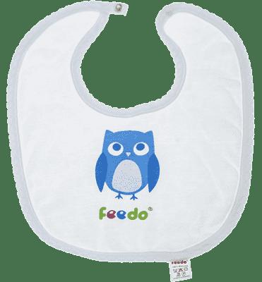 FEEDO śliniaczek sowa chłopiec