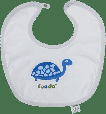 FEEDO śliniaczek żółw chłopiec