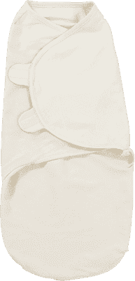 SUMMER INFANT Otulacz SwaddleMe S – kość słoniowa