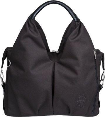 LÄSSIG Přebalovací taška Green Label Neckline Bag - black