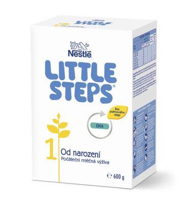 LITTLE STEPS 1 Počáteční mléčná výživa 600 g