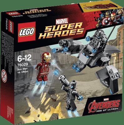 LEGO® Super Heroes Iron Man kontra Ultron