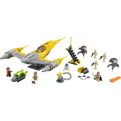 LEGO® Star Wars TM Naboo Starfighter™ (Hvězdná stíhačka Naboo)