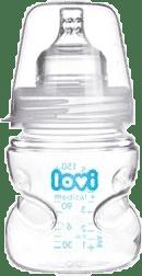 LOVI Fľaša Medical + 150ml 0% BPA
