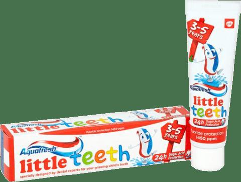 AQUAFRESH Little Teeth (50ml) – detská zubná pasta