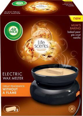 AIRWICK Wax Melt Elektrický ohrievač vosku Vôňa mamičkinho koláče (33 g) - osviežovač vzduchu
