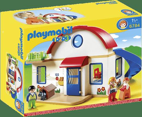 PLAYMOBIL Dům na předměstí (1.2.3)