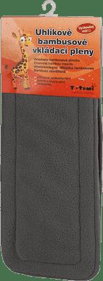 T-TOMI Uhlíkové vkladacie plienky, 2 ks
