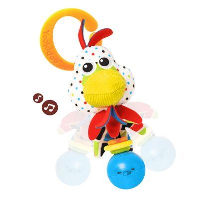 YOOKIDOO Hudební zvířátko - Kuřátko