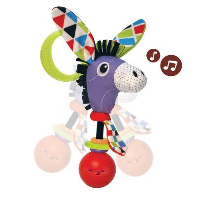 YOOKIDOO Muzyczne zwierzątko - osiołek
