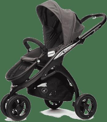 CASUALPLAY Sportovní kočárek Kudu 3 Black 2015 - Lava rock