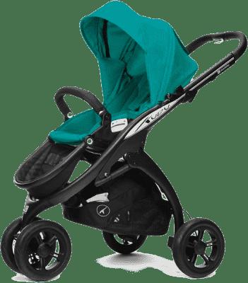 CASUALPLAY Sportowy Wózek Kudu 3 Black 2015 - Allports