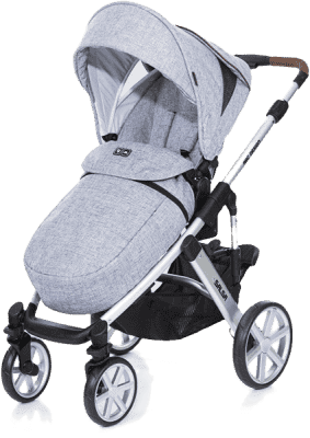 ABC DESIGN Pokrowiec na nóżki – graphite grey