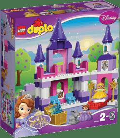 LEGO® DUPLO® Princezná Sofia I. – Kráľovský hrad