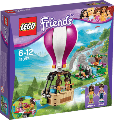 LEGO® Friends Balon z Heartlake