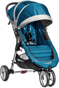 BABY JOGGER Kočík City Mini - Teal / Gray