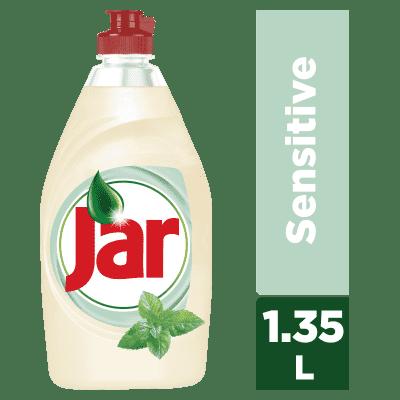 JAR Sensitive Tea Tree & Mint (1350 ml) - mycí prostředek