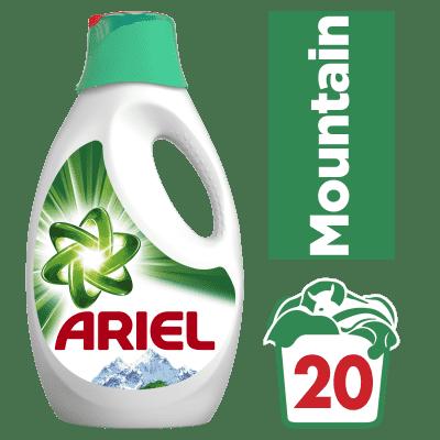 ARIEL Mountain Spring 1,3 l (20 dávok) - tekutý prací prostriedok