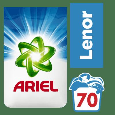 ARIEL Touch of Lenor Fresh 5,25kg (70 prań) - proszek do prania