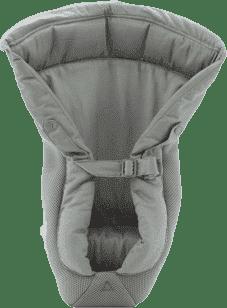 ERGOBABY Novorozenecká vložka Performance Cool mesh Grey