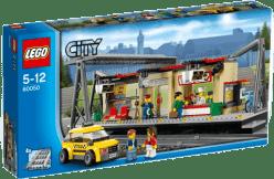 LEGO® City Trains Nádraží