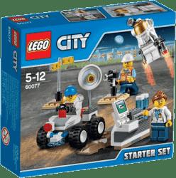 LEGO® City Space Port Kozmonauti - štartovacia sada
