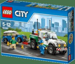LEGO® City Great Vehicles Samochód pomocy drogowej
