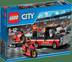 LEGO® City Great Vehicles Přepravní kamión na závodní motorky