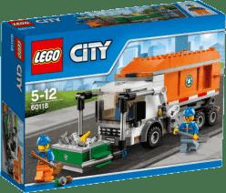 LEGO® City Great Vehicles Popelářské auto