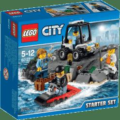 LEGO® City Police Więzienna Wyspa — zestaw startowy