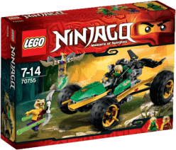 LEGO® Ninjago Bugina do džungle