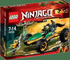 LEGO® Ninjago Ścigacz dżunglowy