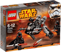 LEGO® Star Wars TM Shadow Troopers ™