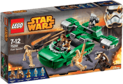 LEGO® Star Wars TM Flash Speeder™