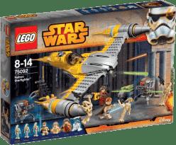 LEGO® Star Wars TM Gwiezdny myśliwiec Naboo™