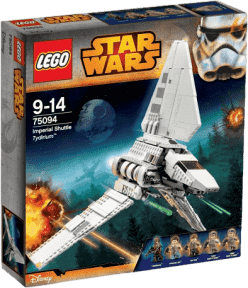 LEGO® Star Wars TM Imperialny wahadłowiec Tydirium™