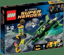 LEGO® Super Heroes Zielona Latarnia vs. Sinestro