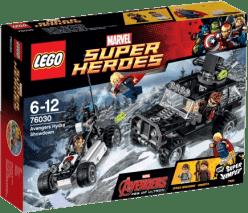 LEGO® Super Heroes Avengers: zúčtování s Hydrou