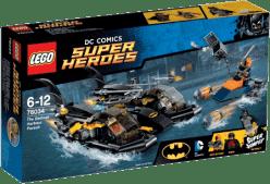 LEGO® Super Heroes Pościg w zatoce