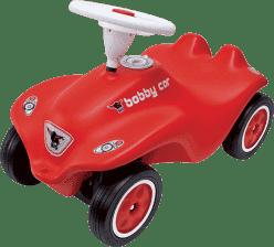 BIG Auto Jeździk czerwony