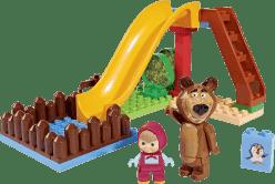 BIG Bloxx Máša a medvěd – Pool Fun