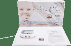 BABY Control Digital BC-200 - Monitor oddechu, jedna jednostka sterująca biała