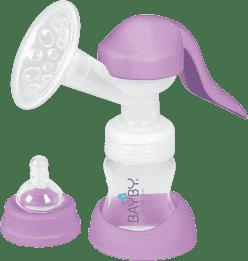 BAYBY BBP 1000 Odsávačka mateřského mléka manuální