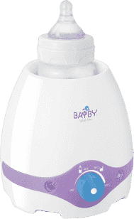 BAYBY Wielofunkcyjny podgrzewacz do butelek dla niemowląt